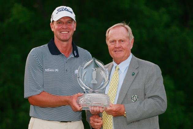 Luke Donald, Tiger Woods Among Those at the Memorial Tournament This Week