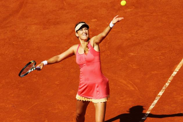 French Open 2012: Victoria Azarenka Survives Scare in First Round