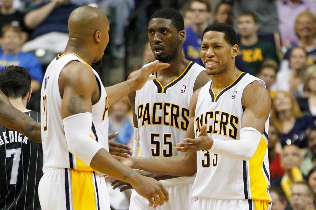 Eric Gordon and Indiana Pacers' Needs This Offseason to Reach East's Elite