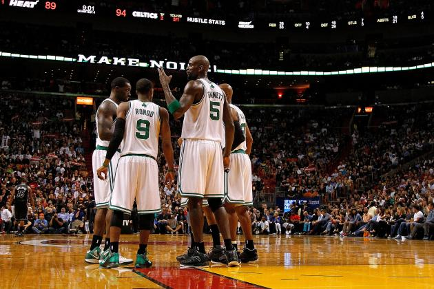 Outlining How the Boston Celtics Could Upset the Miami Heat