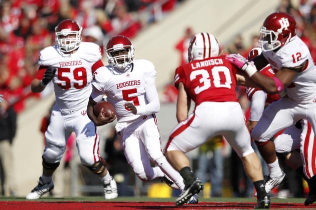 Big Ten Breakdown 2012: Indiana Hoosiers, Part 4, Schedule and Final Breakdown