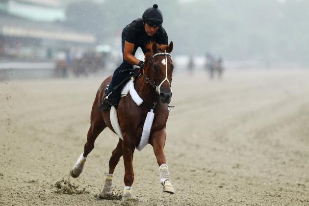 Belmont Stakes 2012: Breaking Down How Longer Race Will Affect I'll Have Another