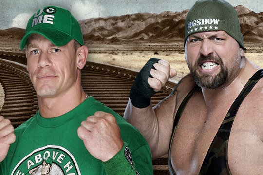 WWE News:  New Stipulation Added to the John Cena-Big Show Match at No Way out