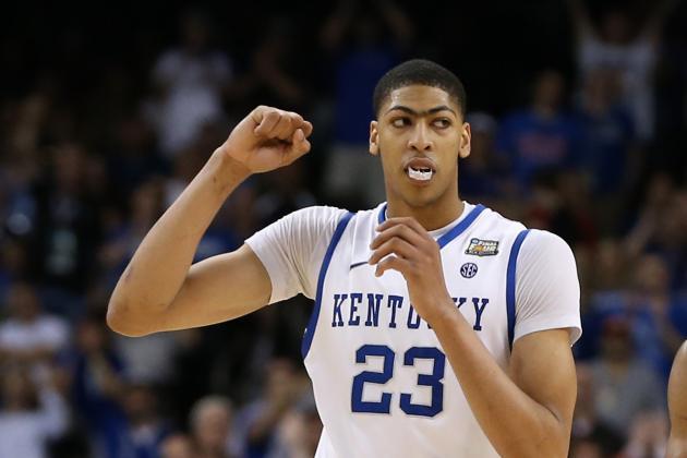 NBA Draft Lottery 2012: Where Will Kentucky's Anthony Davis Play?