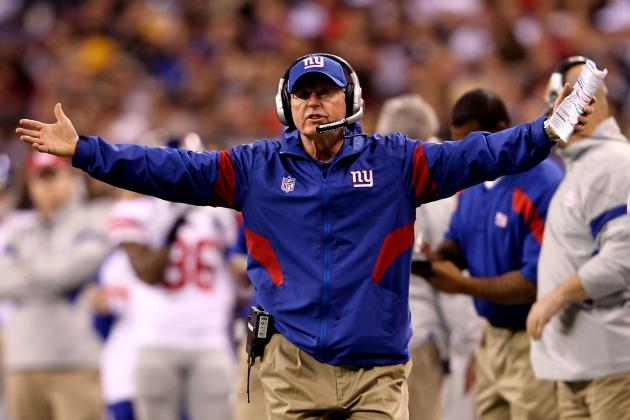 Tom Coughlin Contract Extension Coming Soon, How Long Will He Coach Giants For?