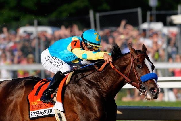 Belmont Stakes 2012: Bodemeister Declines Invitation to This Party