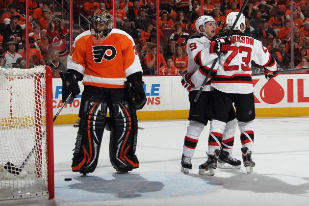 Philadelphia Flyers: Why Ilya Bryzgalov Is Under Pressure