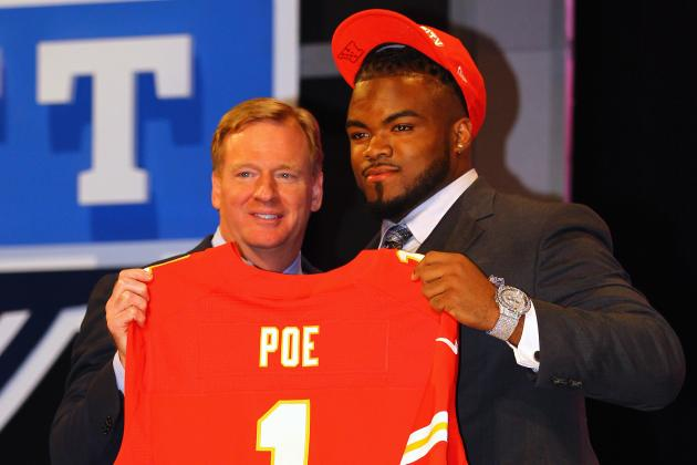 Kansas City Chiefs: Dontari Poe Is Already a Success in the 2012 Defense