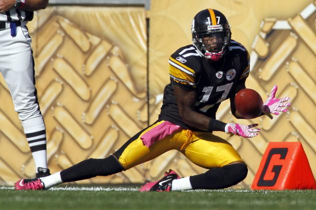 Pittsburgh Steelers: Mike Wallace, Management Need to Find Happy Medium