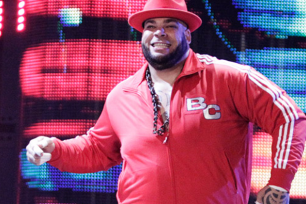 WWE: Does Brodus Clay's Funkasaurus Gimmick Limit His Upward Mobility?