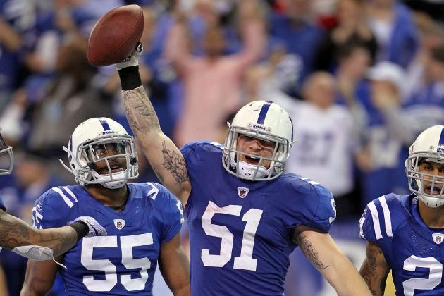 Indianapolis Colts' Pat Angerer Needs to Hit the Next Level