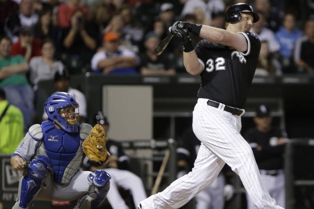 Fantasy Baseball 2012: Adam Dunn Bouncing Back to Have a Career Year