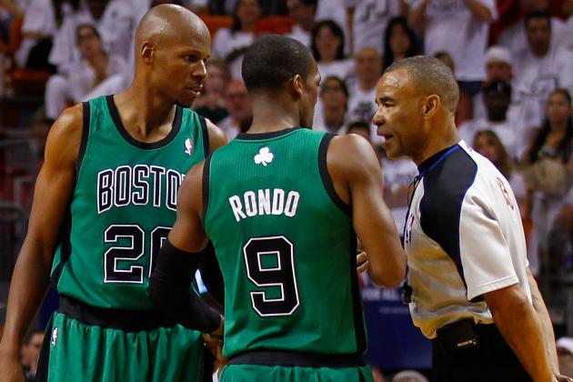 Heat vs. Celtics: Are NBA Refs Hijacking Another NBA Playoff Series?