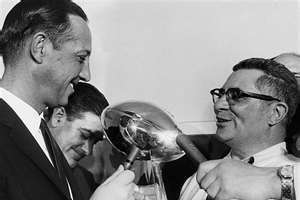 Why the NFL's Championship Prize Is Called the Vince Lombardi Trophy