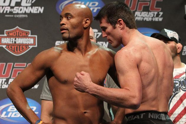 UFC 148 Preview: Is Anderson Silva Preparing His Excuses for a Chael Sonnen Win?