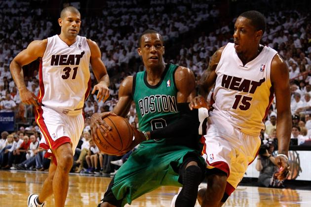 NBA Playoffs 2012: What Rajon Rondo Must Do to Lead Celtics Past Heat