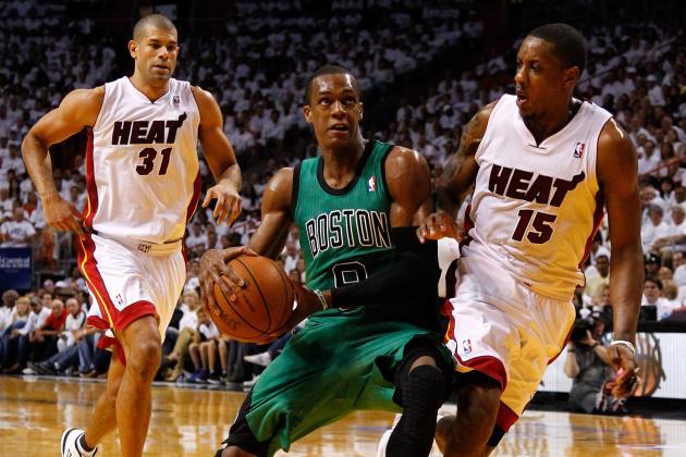 NBA Playoffs 2012: What Rajon Rondo Must Do to Lead Celtics Past Heat