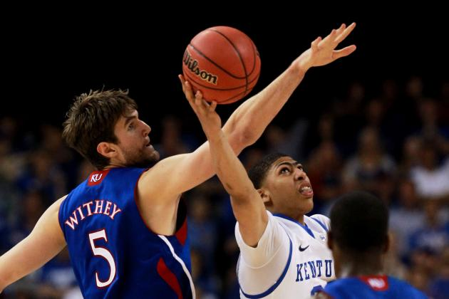 Kansas Basketball: Can Jeff Withey Put It All Together as a Senior?