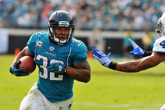 Jacksonville Jaguars: Team Should Worry About the Workload of Maurice Jones-Drew