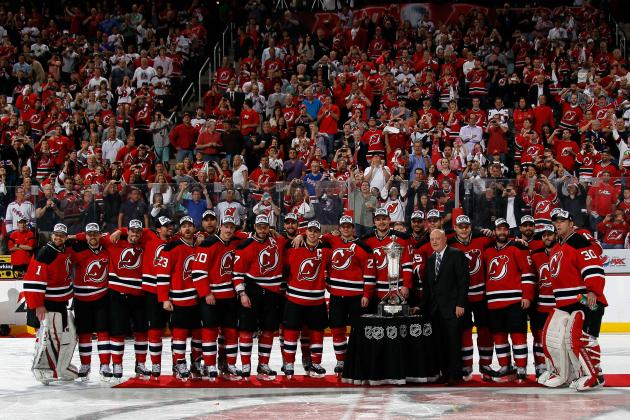 Stanley Cup Finals 2012: How the New Jersey Devils Got to the Finals