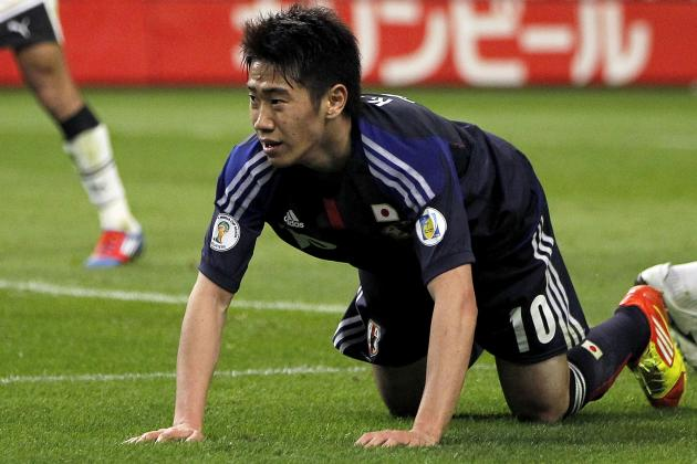 Shinji Kagawa Transfer Won't Numb Pain of Eden Hazard Loss for Manchester United
