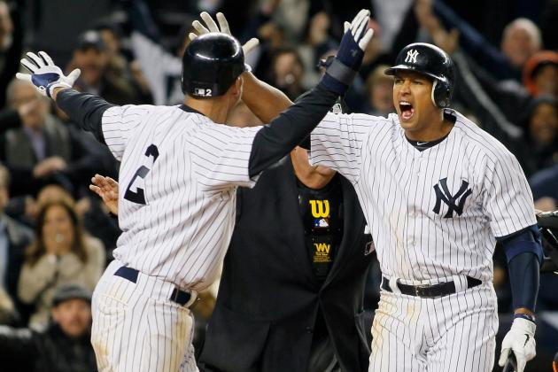 Derek Jeter and A-Rod: NY Yankee Greats Pursue Record Baseball Numbers