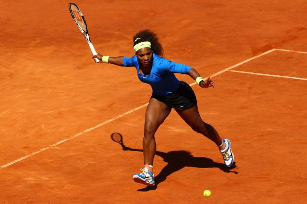 Serena Williams: Reasons Serena Is Equipped to Win 2012 French Open