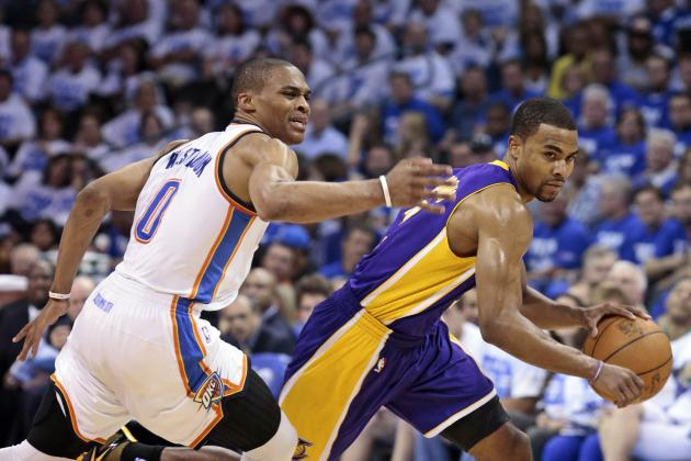 NBA Rumors: Would the Los Angeles Lakers Be Better off Without Ramon Sessions?