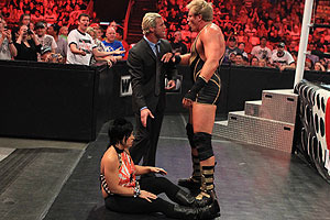 WWE Storyline of the Week: Dolph Ziggler Walking out on Jack Swagger Post-Match