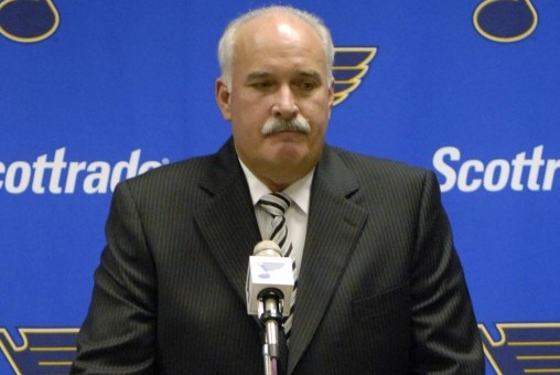 St. Louis Blues: John Davidson Needs to Stay at Any Cost
