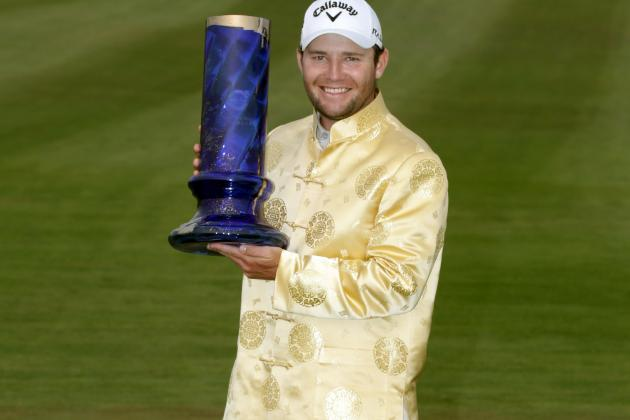 European Tour Rookie Sensation Branden Grace Makes Memorial Debut