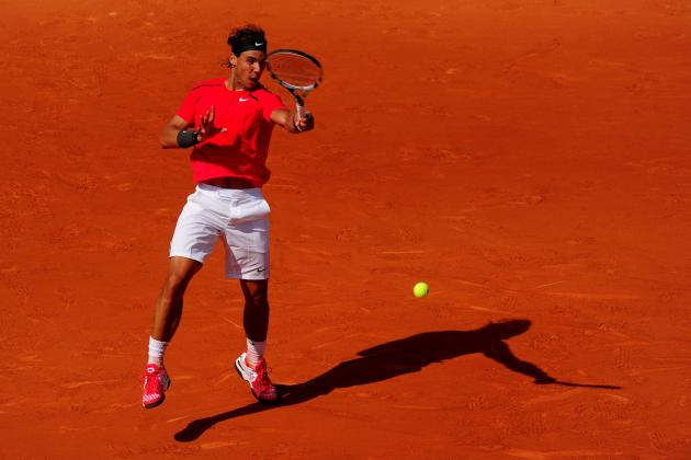 French Open 2012 Results: Rafael Nadal Looks Fantastic in Easy Opening-Round Win