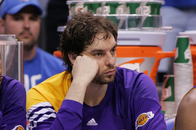 Should the Chicago Bulls Trade Carlos Boozer for the LA Lakers Pau Gasol?