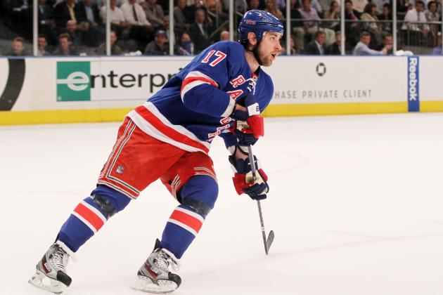 Brandon Dubinsky: Why Trading Him Is Not the Answer for the Rangers