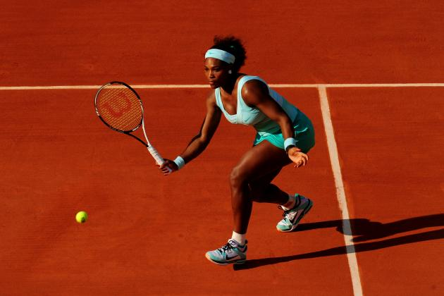 Serena Williams out of French Open After Dropping Epic Match to Virginie Razzano