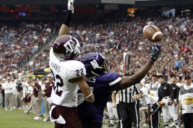 Texas A&M Football: Does Dustin Harris Hold the Key to the Aggies' Season?
