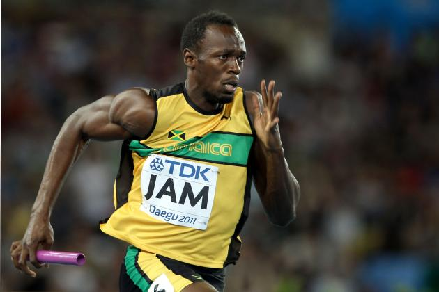 London 2012: Does Usain Bolt Finally Look Beatable Entering Rome Diamond League?