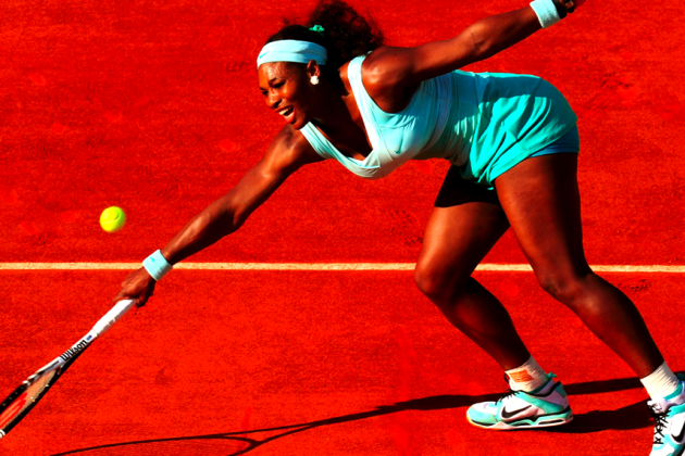 Serena Williams Folds at French Open After Meltdown