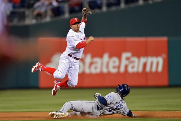 Philadelphia Phillies: When Chase Utley Returns, What Will Galvis' Role Be?
