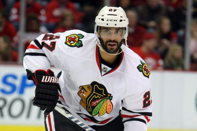 Chicago Blackhawks: Stan Bowman Overpaid for Johnny Oduya