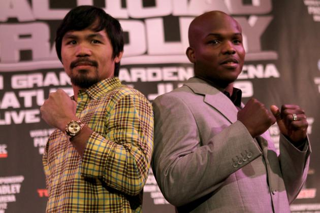 Pacquiao vs. Bradley: Pac-Man Has Something to Prove Against Desert Storm