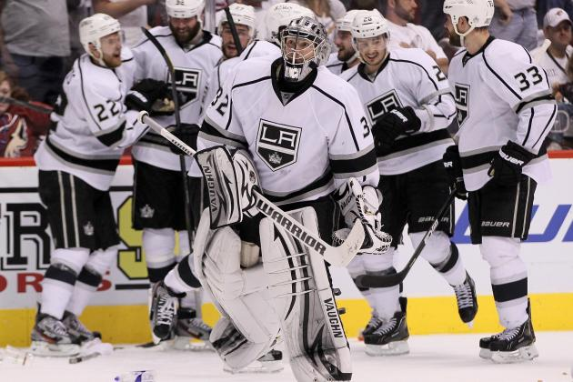 NHL Playoffs 2012: How the Los Angeles Kings Got to the Stanley Cup Finals