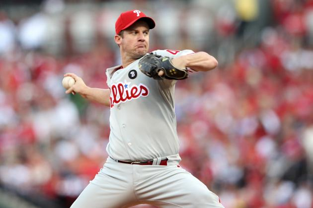 Report: Rangers and Roy Oswalt Have Agreed to Contract