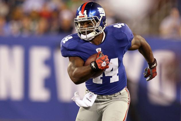 How to Fix the New York Giants' Running Game