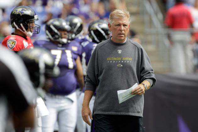 Is Baltimore Ravens OC Cam Cameron on the Hot Seat?