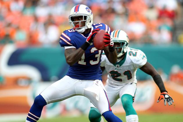 Stevie Johnson likely out until Bills' training camp