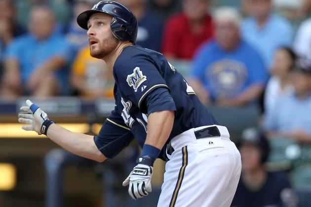 Jonathan Lucroy Injury: Catcher Sidelined Due to Mishap While Searching for Sock