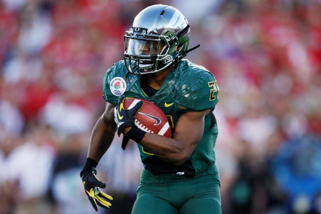 LaMichael James Will Be the San Francisco 49ers' Best Rookie in 2012