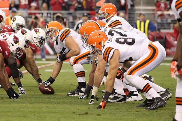 Cleveland Browns: Offensive Line Ready to Lead the Way?