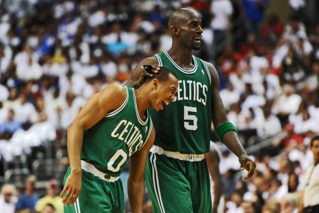 As Celtics Contemplate Sitting Ray Allen, Bradley's Absence Trumps Bosh's Injury